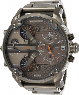 Hodinky Diesel DZ7315 Mr.Big Daddy Gunmetal